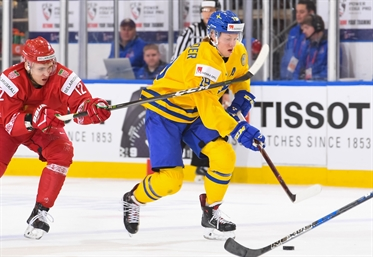Nylander expects more