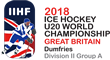 U20 World Championship Division II Group A - Great Britain